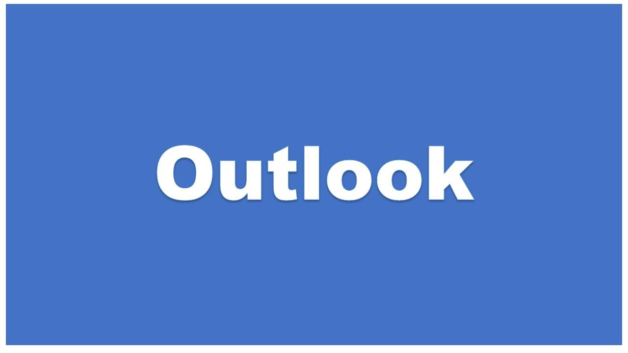 Outlookメールでのファイル添付操作
